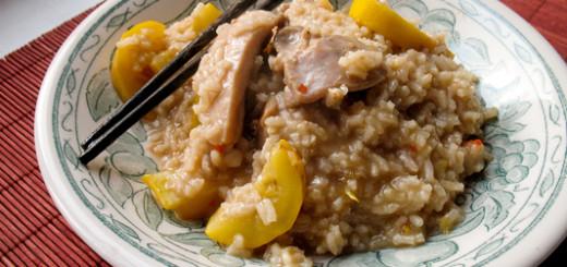 riisi-kanahautis